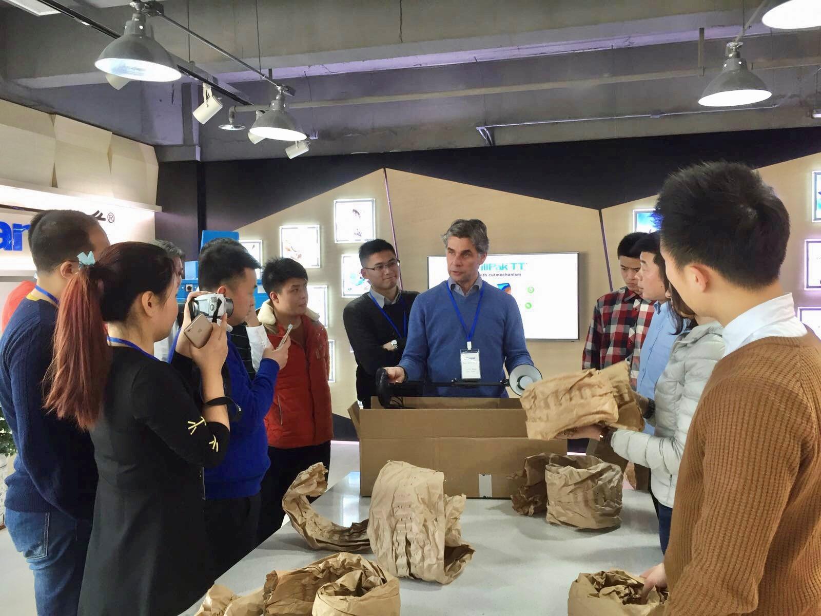 ranpak engineer explains paper cushioning